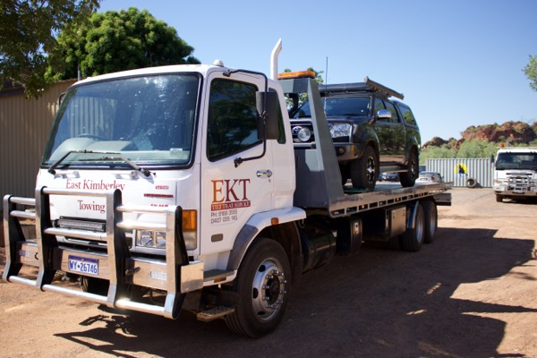 EK Towing Body Trucks